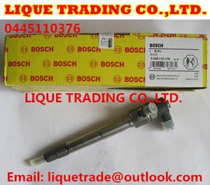 Wholesale bosch injection nozzle: BOSCH Common Rail Injector 0445110594 / 0445110376 for ISF2.8 5258744 , 5309291