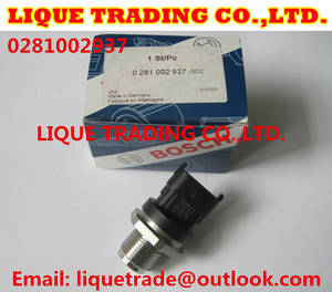 Wholesale bosch injector control valves: BOSCH 0281002937 Original and New Pressure Sensor 0281002937