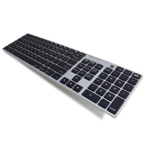 Wholesale battery pack: Bluetooth Mac Compatible Keyboard Multi Host Switchable