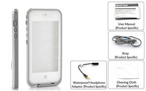 Wholesale iphones paypal: Grey Ultra Thin Waterproof Iphone 5 Case- Wholesale Lot Paypal Accepted!