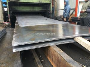 Wholesale Steel Structures: Hot Rolled Plate