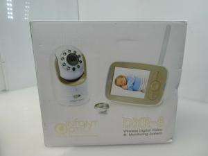 Wholesale monitor: Infant Optics DXR-8 Video Baby Monitor with Interchangeable Optical Lens