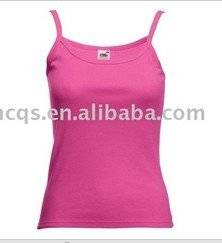 Wholesale vest tank top: Ladies Camisole