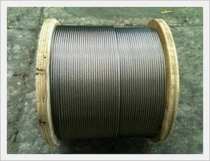 Wholesale steel wire rope: Stainless Steel Wire Rope