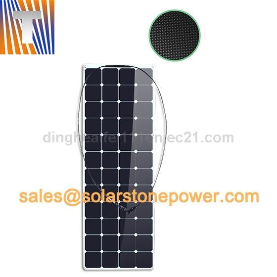 HIGH QUALITY and EFFICIENT FLEXIBLE SOLAR PANEL 150w