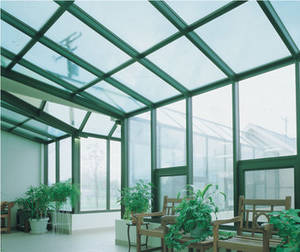 Wholesale eva curtain: Greenhouse Glass