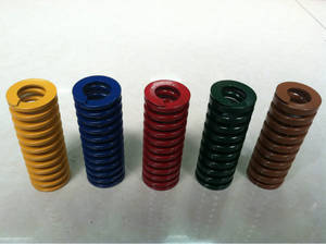 Wholesale Springs: JIS Standard Mould Spring with High Quality