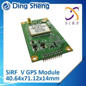 Wholesale prediction accuracy: Ct-G340 SiRF Star IV GPS Chipset GPS Engine Board Module