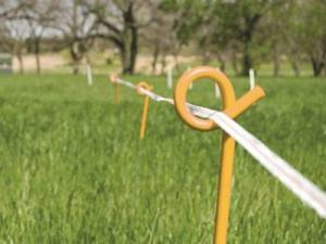 Wholesale pp uv bag: Pigtail Post - Easy Step-in Post for Farm and Pasture