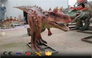 Wholesale lantern festival: Medium Size Animatronic Dinosaure Simulation Outdoor Decoration Model