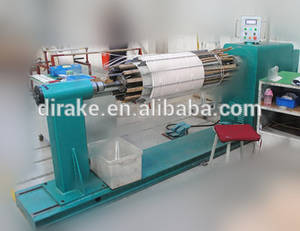 Wholesale horizontal winding machine: Horizontal Coil Winding Machine Equipped with Expandable Mandrel