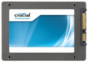 Wholesale notebook: Crucial M4 2.5-inch 256GB SATA 6GB/S