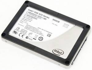 Wholesale computer cooling system: Intel 320 Series 300GB SATA II MLC