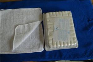 Wholesale hot towel: Cotton Airline Hot Towels