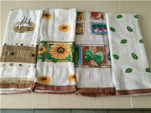 Wholesale Tea Towels: Kitchen Towel,100% Cotton Tea Towel