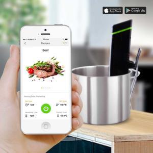 Wholesale juice pouch: Kitchen Appliances Sous Vide Wifi Immersion Circulator Slow Cooker Machine