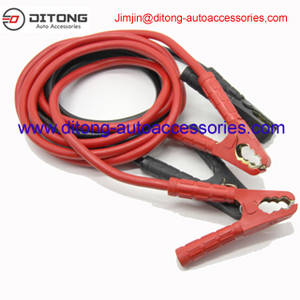 Wholesale Emergency Tools: 6Meter 1000A Roadside Emergency Kits Jump Leads Booster Cables for Heavy Truck and Bus