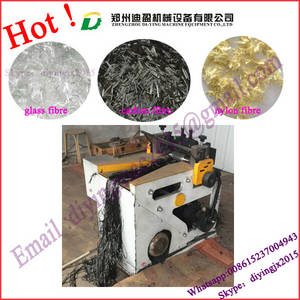 Wholesale fiber cutter machine: Carbon Fiber Chopper Choppering Machine  /Glass Fiber Cutter Cutting Machine