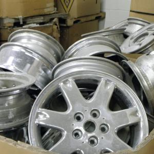Wholesale Recycling: Aluminium Wheels Car Scrap From Thailand