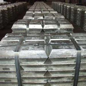 Wholesale catalyst chemical: Zinc Ingot 99.995% High Quality