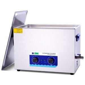 Wholesale heated ultrasonic cleaner: 30L Laboratory Medical Ultrasonic Cleaner with Heat