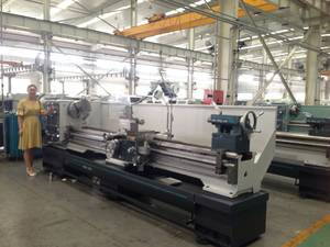 Wholesale centre lathe machine: CD Series Conventional Horizontal Lathe Machine in Stock