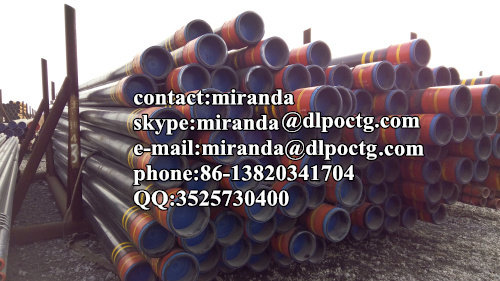 Api 5ct Seamless Casing Pipe TP80SS Made in China