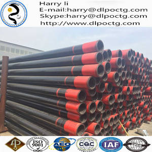 Wholesale din 2448 steel pipe: L80 Steel Casing Prices Low Oilfield Casing Price Casing Pipe