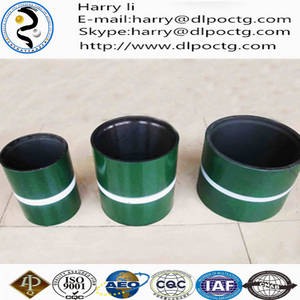 Wholesale casing coupling: Muff Coupling/HDPE To Steel Pipe Coupling / 5 Casing Coupling