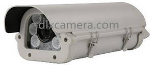 Wholesale license plate: License Plate Capture IR Night Vision Bullet Camera
