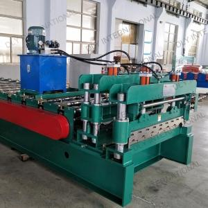 Wholesale tiles: Popular Tile Roofing Machine Roll Forming Machine