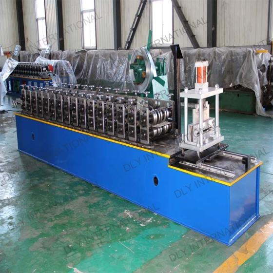 Low Noise Light Steel Frame Light Keel Roll Forming Machine