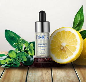 Wholesale tiredness: DMCK Whitening Vitamin C Ampoule - Dull & Faded Skin Facial Ampoule