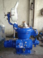 Sell Alfa Laval self-cleaning oil purifier