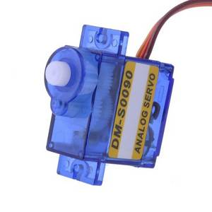 Wholesale micro motor: 20pcs/Lot DOMAN RC DM-S0090 9g Micro RC Servo Motor