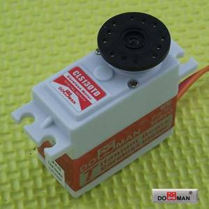 Wholesale Toy Accessories: China Best CNC Titanium Gear coreless Motor 13kg Digital Servo