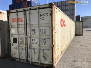 Wholesale 20ft container: Second Hand 20gp 40hq 40ft Cheapest Used Shipping Containers From Netherlands
