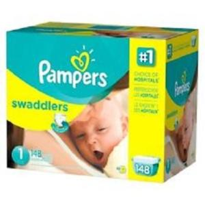 Wholesale disposable diaper: Pampers Baby Dry 252 Count Size 3 Disposable Diaper