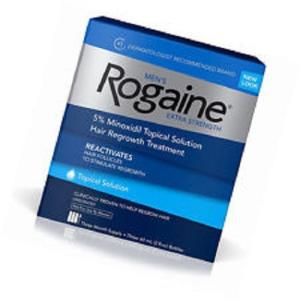 Wholesale hair: Rogain Topical Hair Regrowth Foam 5% Minoxidill Extra Strength Men's 3 Month