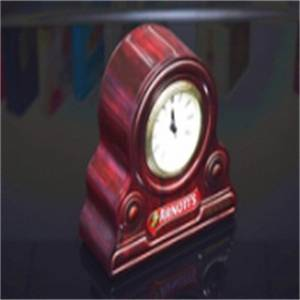 Wholesale tin can: Special Clock Shaped Metal Tin Can