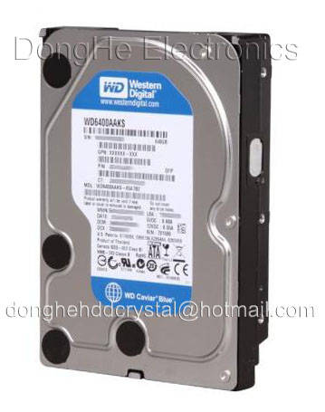 Sell Western Digital Caviar Blue 640GB SATA desktop 3.5 HDD