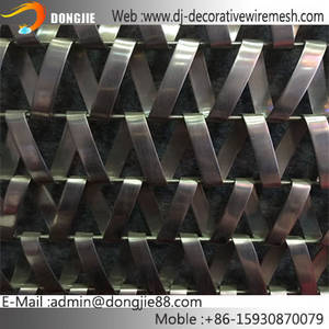 Wholesale architecture: Stainless Steel Decorative Architectural Wire Mesh
