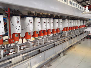 Wholesale h-beam welding line: Auto-matic Geocell Production Line