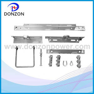 Wholesale overhead line: Galvanized Cross Arm for Overhead Line Hardware
