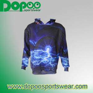 Wholesale sublimated hoodies: Plus Size Pullover Hoodies with Low Price Custom Design Cool Hoodie for Youth