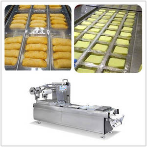 Wholesale thermoforming machine: Fruit Thermoforming and Vacuum Packing Machine