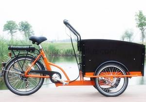 Wholesale Tricycles: Electric Cargo Bike