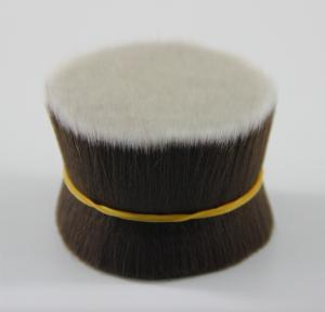 Wholesale cosmetic brush: Tapered Filament for Cosmetic Brush /Customized Tarpered Brush Filament