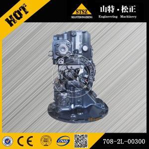 Wholesale excavator hydraulic pumps: Excavator Main Pump PC200-7 Hydraulic Pump 708-2L-00300(Email:BJ-012@stszcm.Com )