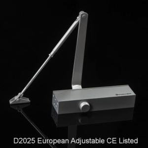 Wholesale Door Catches & Door Closers: CE Listed Adjustable 180 Degree Commercial Door Closer